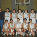 1993-94. Maristas Pre infantil Campeón Liga