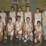 1993-94. PATRO El Salvador cadete