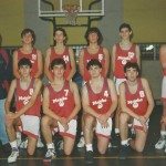 1993-94. PATRO El Salvador juvenil