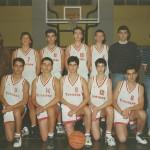 1993-94. PATRO Maristas cadete