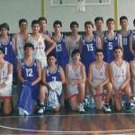 1993-94. Torneo primavera Maristas Infantil contra Real Madrid (a)