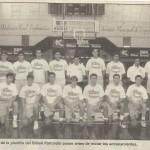 1994-95 BILBAO PATRONATO EBA. El Mundo 1994 08 17