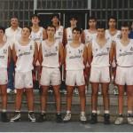1994-95. CajaBilbao El Salvador Juvenil campeón copa 4º liga vasca