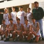 1994-95. Maristas preinfantil