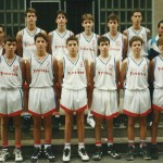 1994-95. PATRO El Salvador Cd 3º liga Bizkaia y 6º  liga vasca