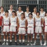 1994-95. PATRO Maristas Juvenil campeón liga y subcampeón liga vasca