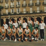 1995-96 EBA Bilbao Patronato a