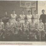 1995-96 PATRO Maristas Jr 19951025 Correo