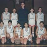 1995-96. Maristas alevin