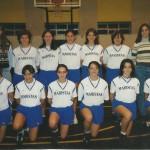 1995-96. Maristas infantil fem