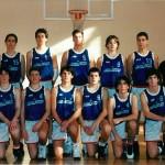 1995-96. Patronato Maristas Cadete [1]