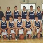 1995-96. Patronato Maristas Junior Campeón liga, Subcampeón copa, 2º liga va