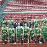 1996-97 BILBAO PATRONATO liga LEB d