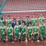 1996-97 BILBAO PATRONATO liga LEB f