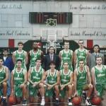 1996-97 BILBAO PATRONATO liga LEB h