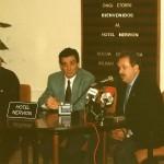 1996-97 PATRO LEB. entrenador JOSEAN FIGUEROA Presentación (desd