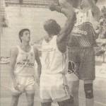 19960122 Correo EBA jugador LARSON. RUSSELL ELLIS