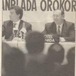 19960200 Correo Presidentes PATRO y BILBAO PATRO