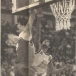 19960204 Deia EBA jugador LARSON. RUSSELL ELLIS