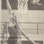 19960213 Correo EBA jugador LARSON. RUSSELL ELLIS