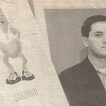 19960317 El Mundo Sirimiri, mascota Ander Ugarte (autor)