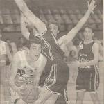 19960512 Correo EBA jugador LARSON. RUSSELL ELLIS