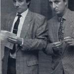 19960516 Deia Presid. SD Patronato Julio Rebato y Jesus Ituiño portavoz
