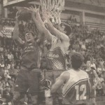 19960526 Deia EBA jugador LARSON. RUSSELL ELLIS