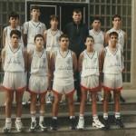 1997-98. Maristas infantil