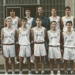 1997-98. PATRO Maristas cadete