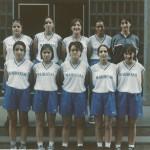 1997-98. Patro Maristas cadete fem