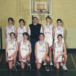 1998-99. Caja Bilbao El Salvador cadete