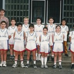 1998-99. Maristas El Salvador  mini