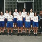1998-99. Maristas Inf. fem