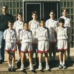 1998-99. Maristas mini