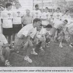 1999-00 PATRO liga EBA 19990824 Correo