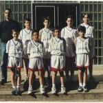 1999-00. Maristas inf