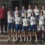 1999-00. Maristas preinfantil fem