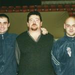 2000-01 PATRO EBA Entrenadores