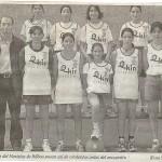 2000-01. PATRO Maristas Cd. 20001100 Deia