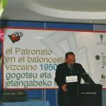 2000 10 28 - 50º Aniversario del PATRONATO, H. Avenida Begoña (Madariaga Presidente)1