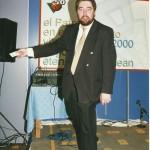 2000 10 28 - 50º Aniversario del PATRONATO, H. Avenida Begoña26 (Mago Valen)
