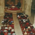 2000 10 28 - 50º Aniversario del PATRONATO, Misa en la catedral1