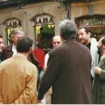 2000 10 28 - 50º Aniversario del PATRONATO, Misa en la catedral10