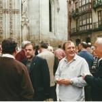 2000 10 28 - 50º Aniversario del PATRONATO, Misa en la catedral14