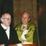 2000 10 28 - 50º Aniversario del PATRONATO, Misa en la catedral2