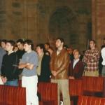2000 10 28 - 50º Aniversario del PATRONATO, Misa en la catedral3