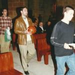 2000 10 28 - 50º Aniversario del PATRONATO, Misa en la catedral4
