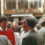 2000 10 28 - 50º Aniversario del PATRONATO, Misa en la catedral8