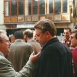 2000 10 28 - 50º Aniversario del PATRONATO, Misa en la catedral9